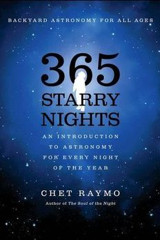 365 Starry Nights  book cover