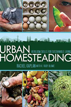 Urban Homesteading book cover