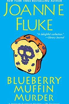 Blueberry Muffin Murder book cover
