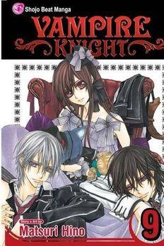 Vampire Knight, Vol. 9 book cover