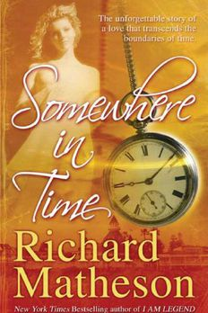 Somewhere In Time book cover