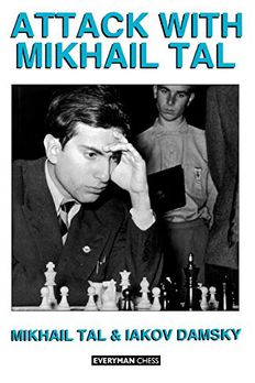 Attack with Mikhail Tal book cover