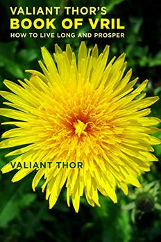 Valiant Thor's Book of Vril book cover
