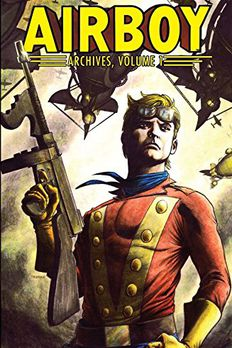 Airboy Archives, Volume 1 book cover