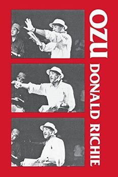 Ozu book cover