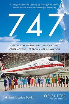 747 book cover