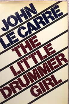 The Little Drummer Girl book cover