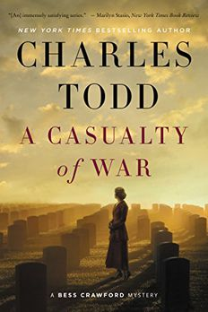 A Casualty of War book cover