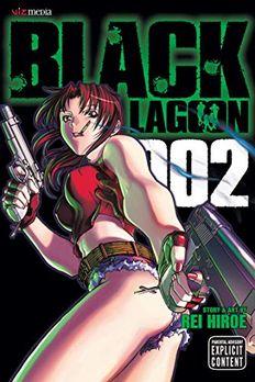 Black Lagoon, Vol. 2 book cover
