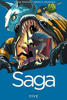 Saga, Vol. 5 book cover