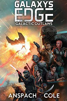 Galactic Outlaws book cover