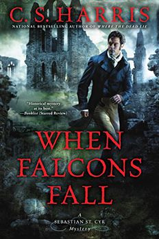 When Falcons Fall book cover