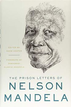 The Prison Letters of Nelson Mandela book cover