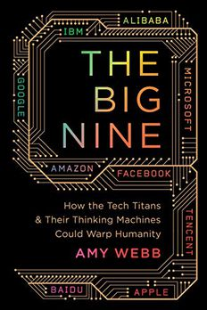 The Big Nine book cover