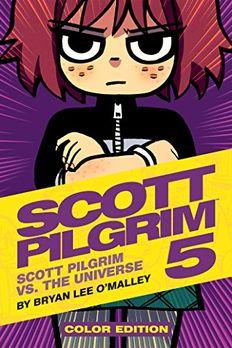 Scott Pilgrim Vol. 5 book cover