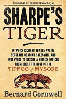 Sharpe's Tiger book cover