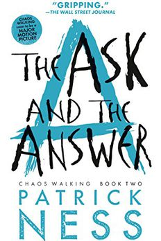The Ask and the Answer book cover