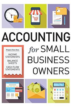 Accounting for Small Business Owners book cover