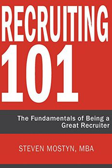 Recruiting 101 book cover