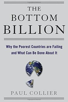 The Bottom Billion book cover