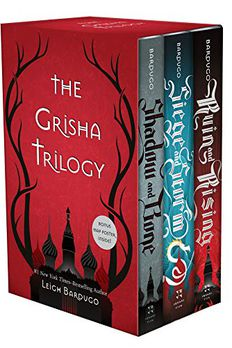 The Grisha Trilogy Boxed Set book cover