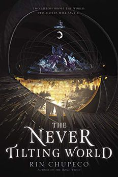 The Never Tilting World book cover