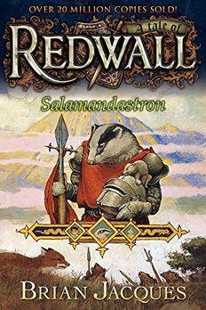Salamandastron book cover