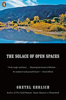 The Solace of Open Spaces book cover