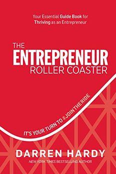 The Entrepreneur Roller Coaster book cover
