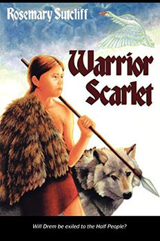 Warrior Scarlet book cover