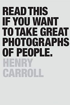 Read This If You Want to Take Great Photographs of People book cover