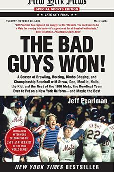 The Bad Guys Won! book cover