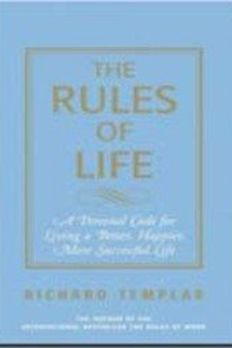 The Rules of Life book cover