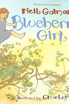 Blueberry Girl book cover