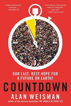 Countdown book cover