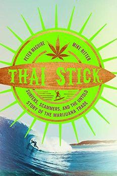 Thai Stick book cover