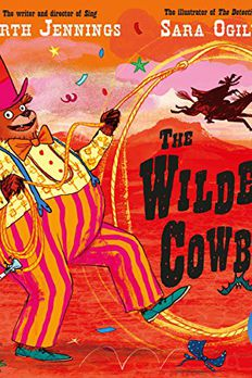 The Wildest Cowboy book cover