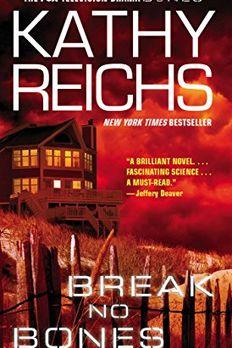 Break No Bones book cover