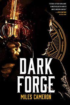 Dark Forge book cover
