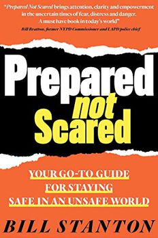 Prepared Not Scared book cover
