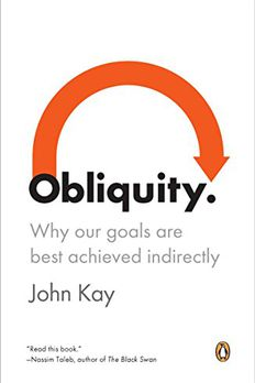 Obliquity book cover