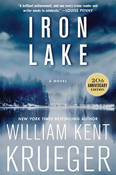 Iron Lake book cover