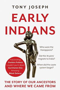 Early Indians  book cover