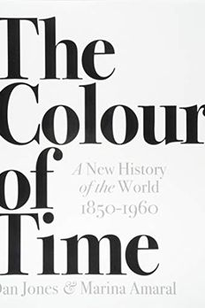 The Colour of Time book cover