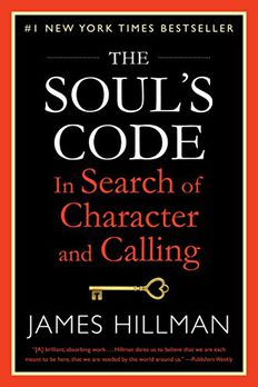 The Soul's Code book cover