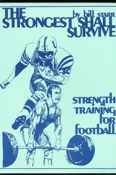 The Strongest Shall Survive book cover