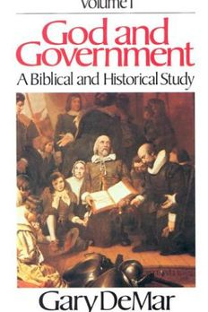 God and Government - Vol. 1 book cover