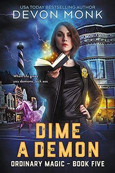 Dime a Demon book cover