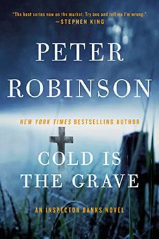 Cold Is The Grave book cover