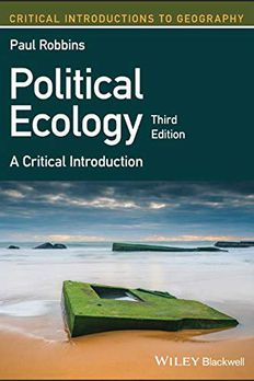 Political Ecology book cover